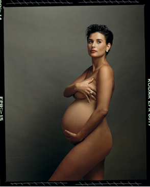 Images of The Pregnant Body in Popular Culture