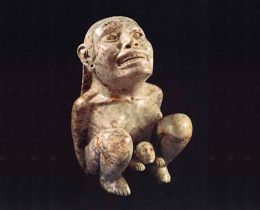 Tlazolteotl - Aztec Goddess of Fertility and Midwives