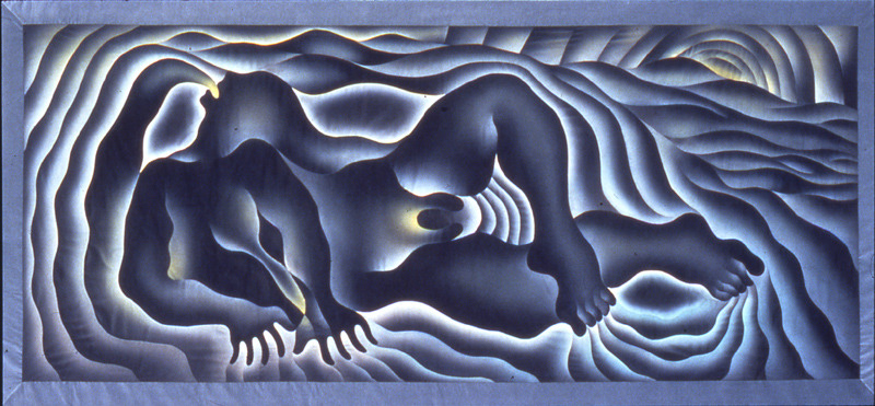 "Judy Chicago's ""Earth Birth"""