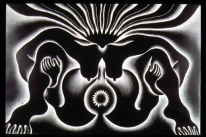 """Judy Chicago's """"The Crowning"""""""