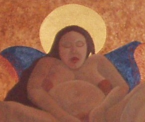 "Visualizing Sacred Birth in Sara Star's ""The Crowning"""