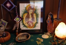 Birth Altars - Sacred Space and the Visualization of Birth