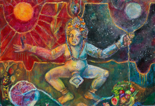 "Sacred Birth in Pam England's ""Celestial Mother"""