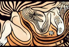"""Visualizing Birth in Judy Chicago's """"Creation of the World"""""""