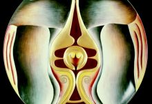 """Celtic birth imagery in Judy Chicago's """"Boadaceia"""""""